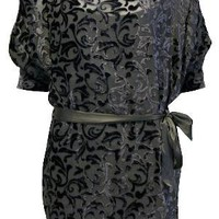 Oxygen Boutique | Orphelia Tunic Silk Burnout