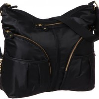 Skip Hop Versa Diaper Bag, Black:Amazon:Baby