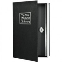BARSKA Hidden Dictionary Book Safe