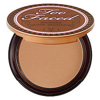 Too Faced Milk Chocolate Soleil Matte Bronzing Powder With Real Cocoa : Shop Bronzer | Sephora