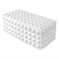 Jonathan Adler Charade square studded box