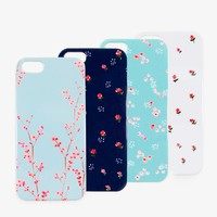 Poketo Floral Iphone 5 Case