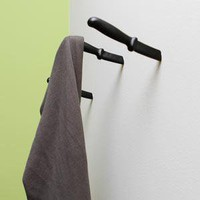 ThinkGeek :: Knife Coat Hook