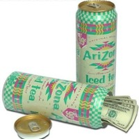 Can Safe Arizona Ice Tea:Amazon:Home & Kitchen