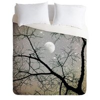 DENY Designs Home Accessories | Shannon Clark Silver Sky Duvet Cover
