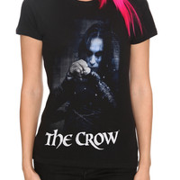 The Crow Girls T-Shirt | Hot Topic