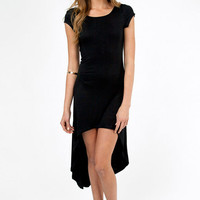 Scoop and Loop Back Dress $26