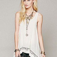Intimately  Outlined High Low Cami at Free People Clothing Boutique