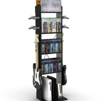 Tall Game Central Video Game Organizer