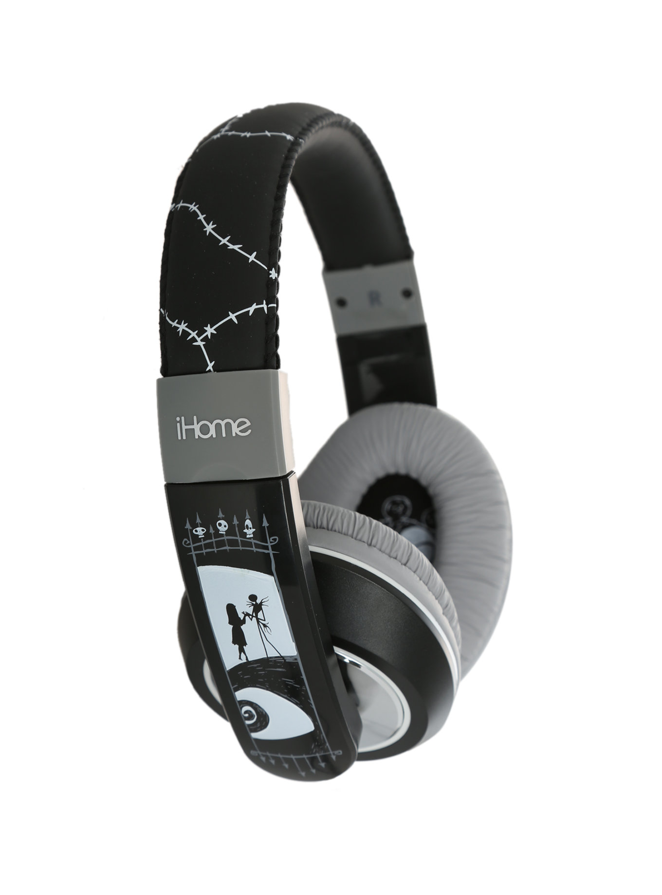 The Nightmare Before Christmas Jack Headphones | Hot Topic