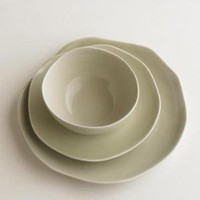 VivaTerra -  VivaTerra-Stone Contour Dinnerware