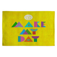 DENY Designs Home Accessories | Nick Nelson Make My Day Woven Rug