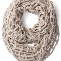 Open to Anything Circle Scarf in Beige | Mod Retro Vintage Scarves | ModCloth.com