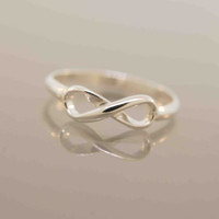 Infinity Ring Promotion by TeriLeeJewelry on Etsy