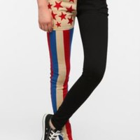 Tripp NYC Retro Flag Jean