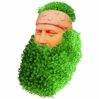 Chia Willie Handmade Decorative Planter- Duck Dynasty Garden, Lawn, Supply, Maintenance