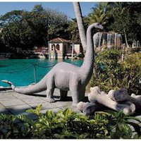 Boris the Brontosaurus Garden Sculpture 