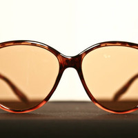brown tortoise shell damsel cat eye sunglasses