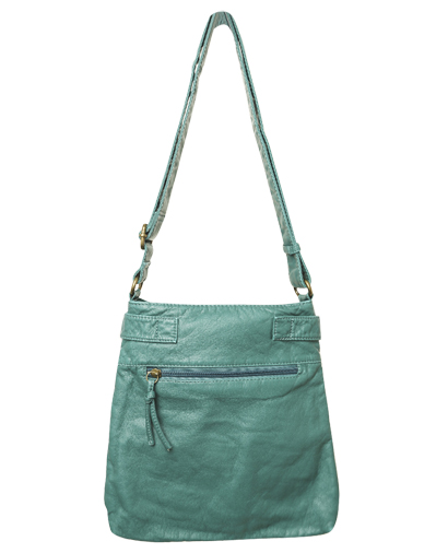 Zip Pocket Crossbody Bag Wet Seal 118