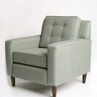 Lulu Chair - Tweed