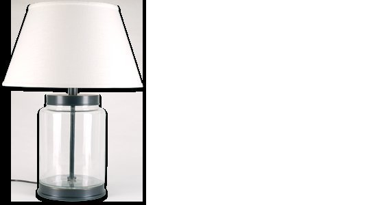 Storage Jar Lamp | Arhaus Furniture