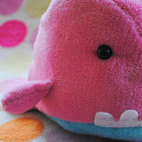 A Whale Named Pancake by WonkyCritters on Etsy