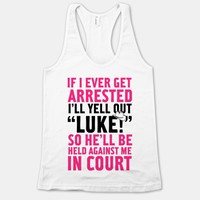 Yell Out Luke!