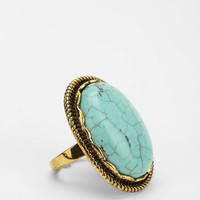 Urban Outfitters - Oversized Oval Ring