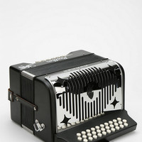 Panther Accordion- Black One