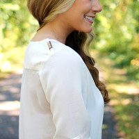 City Slicker Blouse