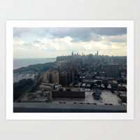Lake Shore Drive Art Print by Kelli Schneider