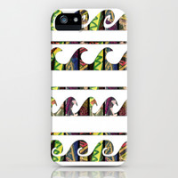 Loco Motion iPhone & iPod Case by Lynsey Ledray