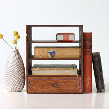 Vintage Shelf Drawer Set