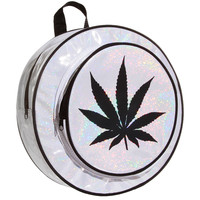 WEED HOLOGRAM BACKPACK