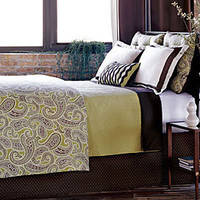 Fontaine Bedding - Bedding Collections - Fine Linens &amp; Accents - Bedding &amp; Bath - PoshLiving