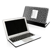 Amazon.com: DecalGirl MB-COMPNTBK MacBook Skin - Composition Notebook: Computers & Accessories