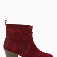 Shoe Cult Wander Boot - Oxblood