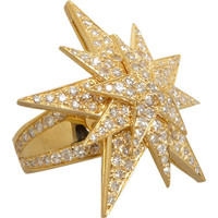 Ileana Makri Diamond Centarus Ring at Barneys.com