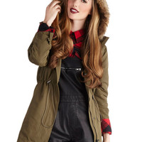 Hayride with Me Coat | Mod Retro Vintage Jackets | ModCloth.com