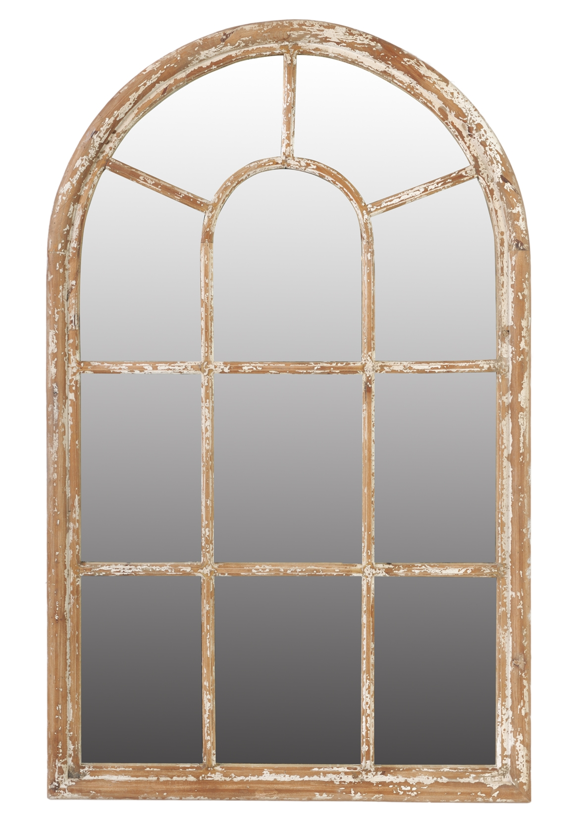 Arch window mirror wall home decor from for Window arch wall decor