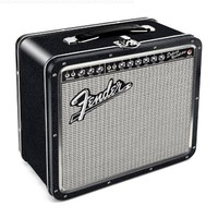Aquarius Fender Amp Embossed Tin Lunch Box:Amazon:Toys & Games