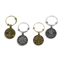 Illumination Wine Charms Set of 4 | Alex and Ani