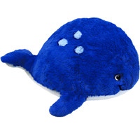 Squishable Blue Whale: An Adorable Fuzzy Plush to Snurfle and Squeeze!
