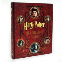 Harry Potter: Film Wizardry Hardcover Book |