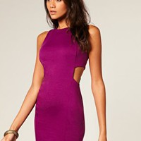 ASOS | ASOS Cut Out Shift Dress at ASOS