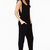 Nasty Gal Night Rush Jumpsuit