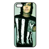 Sleeping With Sirens Kellin Quinn Accessories Apple Iphone 5 Waterproof TPU Back Cases