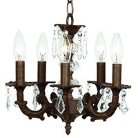 Jadyn Brown Chandelier