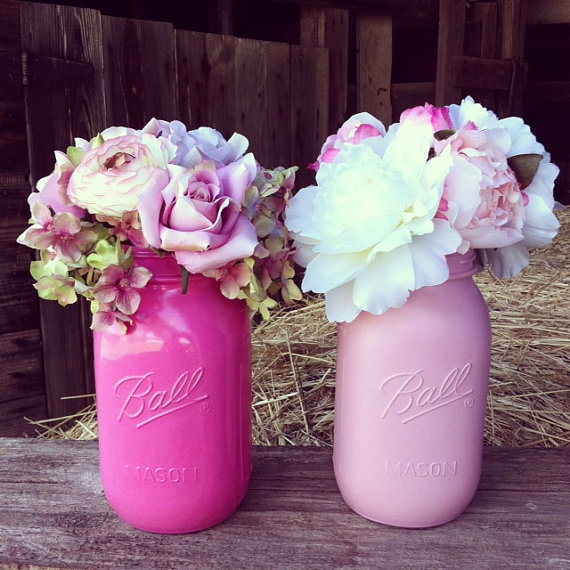 mason jar wedding centerpiece mason jar bridal shower girl baby shower