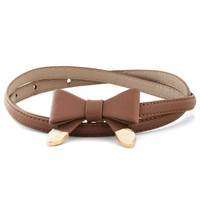 Beauty and Bows Belt | Mod Retro Vintage Belts | ModCloth.com